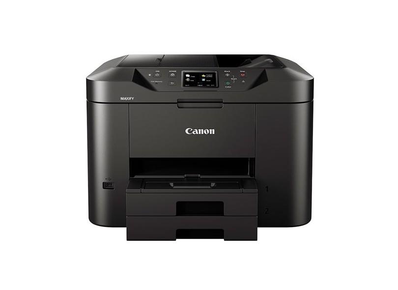 Multifuncional Canon Maxify MB2710 Jato de Tinta Colorida Sem Fio