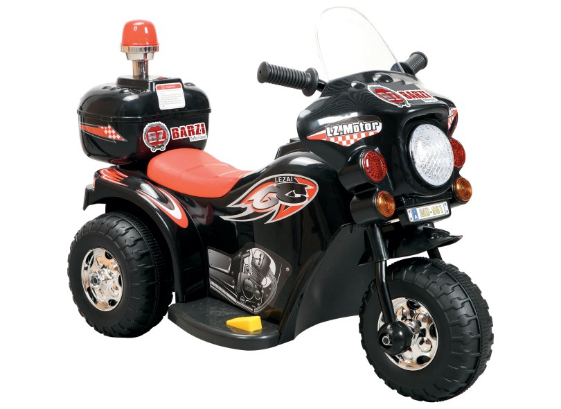 Mini Triciclo Elétrico Cycle TRI 001 P - Barzi Motors