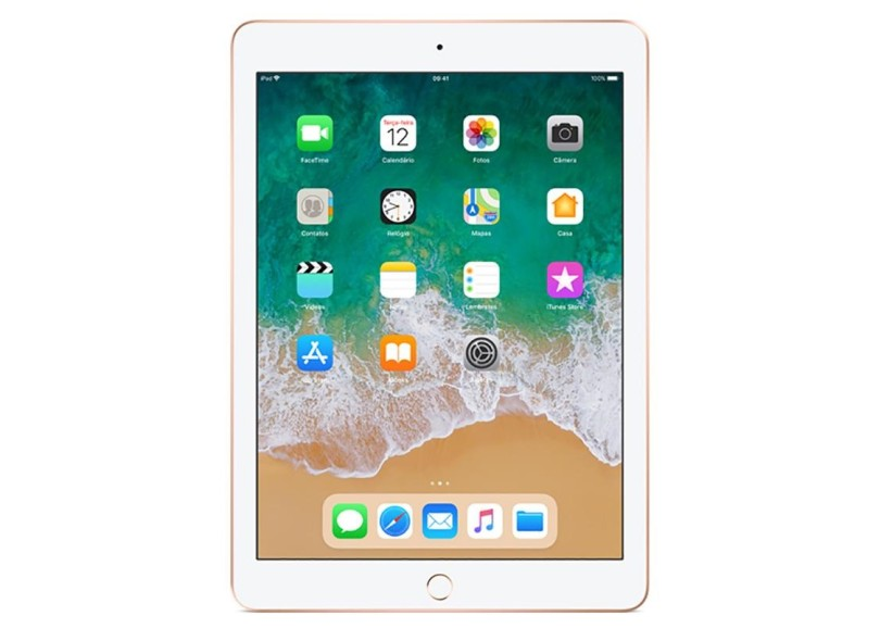 "Tablet Apple iPad 32.0 GB Retina 9.7 "" iOS 11 8.0 MP"