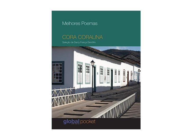 Melhores Poemas de Cora Coralina - Pocket - Cora Coralina - 9788526023758