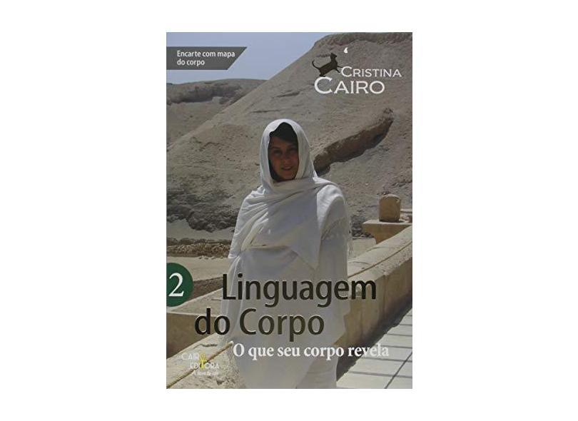 """V.2 Linguagem Do Corpo - """"cairo, Cristina"""" - 9788569381044"""