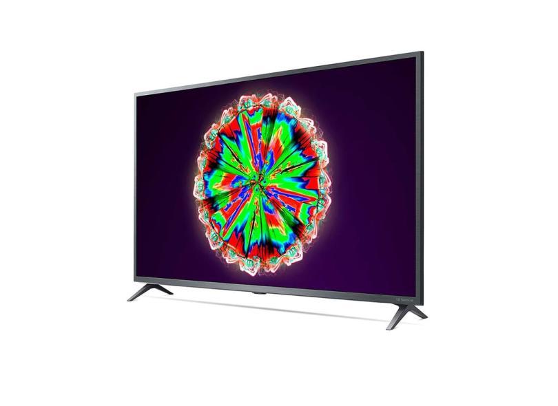 """Smart TV TV Nano Cristal 55 """" LG ThinQ AI 4K HDR 55NANO79SND 3 HDMI"""