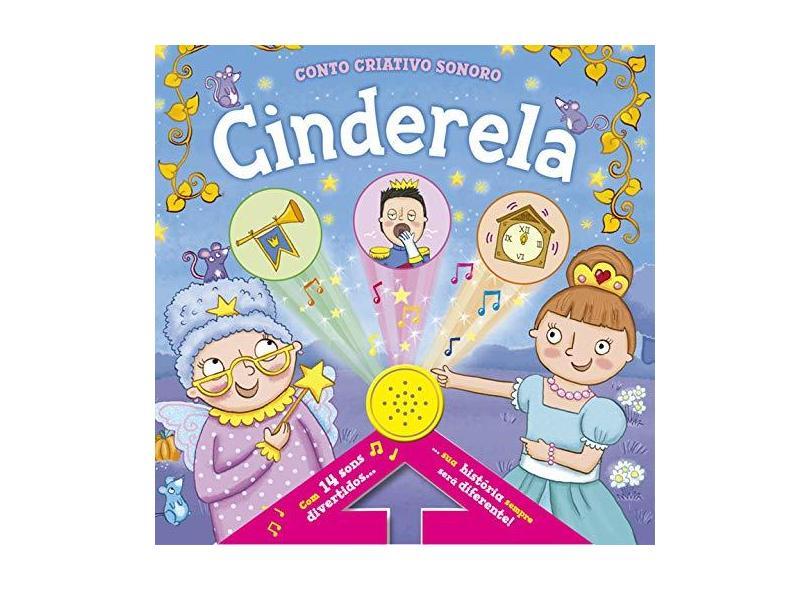 Cinderela - Ciranda Cultural - 9788538076421