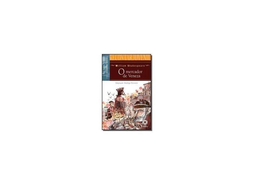 O Mercador de Veneza - Série Reviver - Shakespeare, William - 9788537701683
