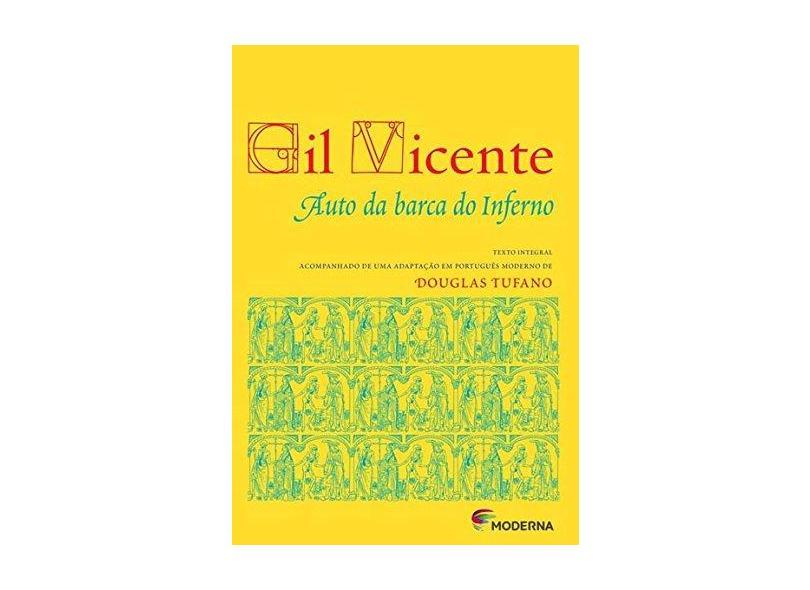 Auto da Barca do Inferno - Vicente, Gil - 9788516050238