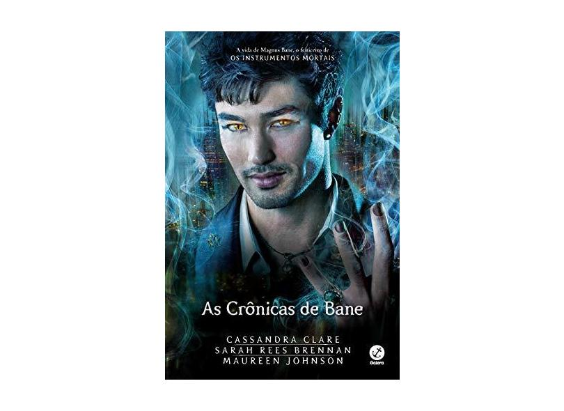 As Crônicas de Bane - Clare, Cassandra - 9788501403964