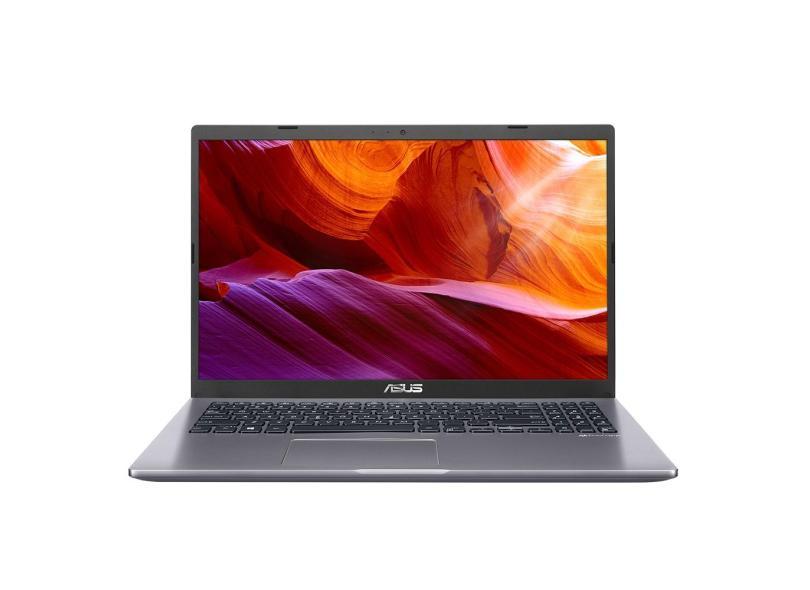 """Notebook Asus Intel Core i5 1035G1 10ª Geração 8 GB de RAM 256.0 GB 15.6 """" Windows 10 X509JA-BR470T"""