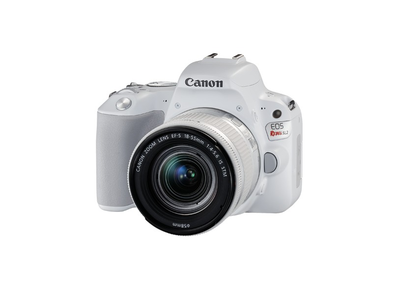 Câmera Digital DSLR(Profissional) Canon EOS 24.2 MP Full HD Rebel SL2