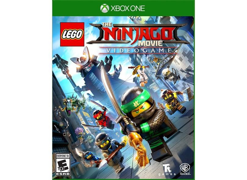 Jogo Lego Ninjago o Filme Videogame Xbox One Warner Bros