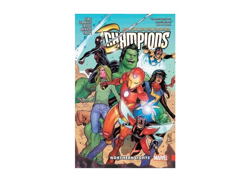 Champions Vol. 4 - Northern Lights - Zub, Jim - 9781302909826