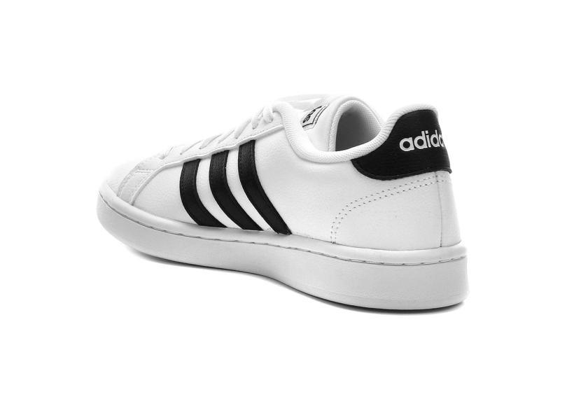Tênis Adidas Feminino Casual Grand Court