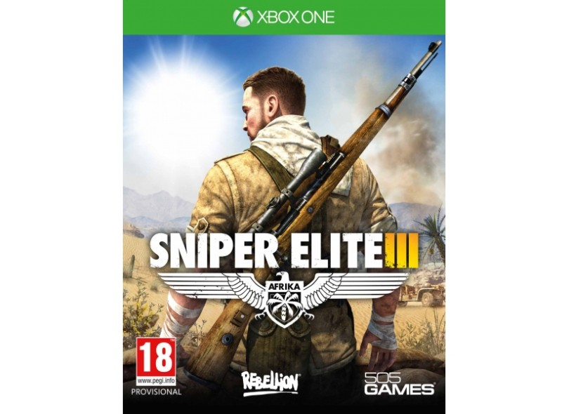Jogo Sniper Elite III Xbox One 505 Games
