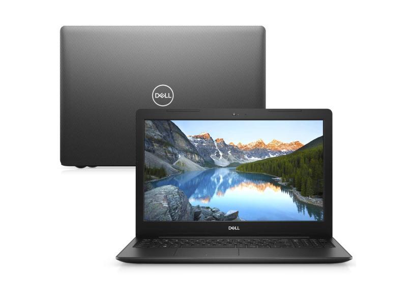 """Notebook Dell Inspiron 3000 Intel Core i5 8265U 8ª Geração 8 GB de RAM 1024 GB 15.6 """" Windows 10 i15-3583-M3"""