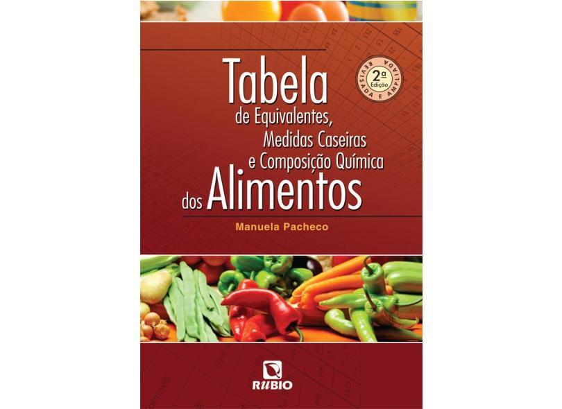 Tabela de Equivalentes , Medidas Caseiras e Composição Química Dos Alimentos - 2ª Ed. - 2011 - Pacheco, Manuela - 9788577710881
