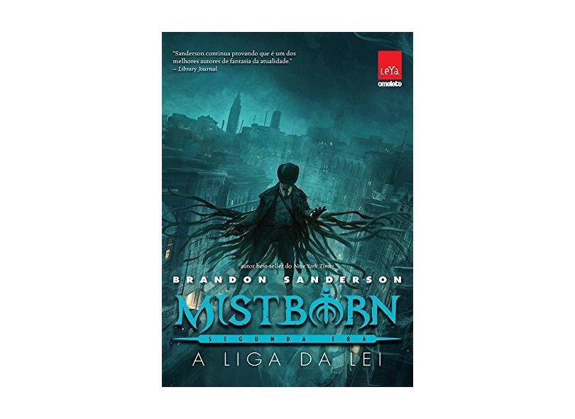 Mistborn. Liga da Lei - Volume 4 - Brandon Sanderson - 9788544106457
