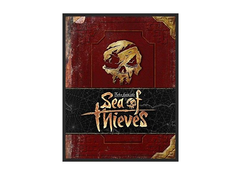 Tales From The Sea of Thieves - Paul Davis - 9781785654312