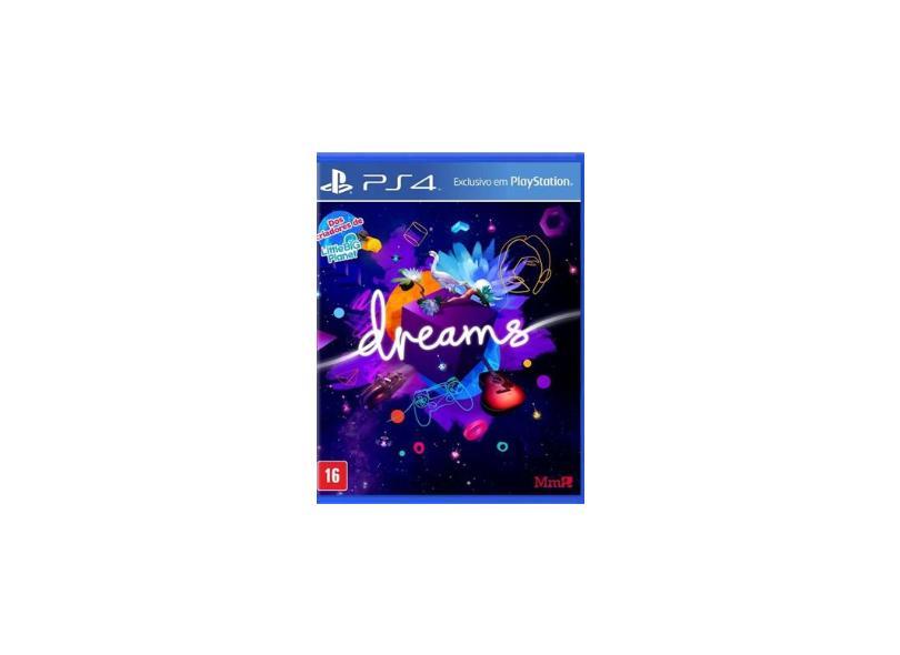 Jogo Dreams PS4 M-Audio
