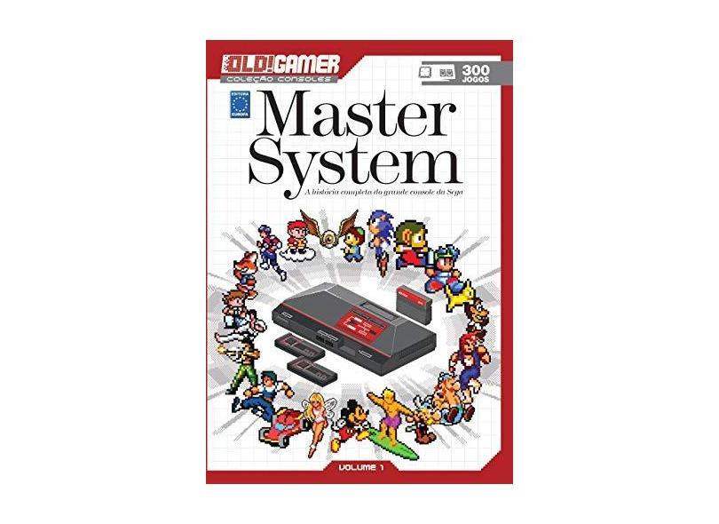 Dossiê Old! Gamer - Master System - Editora Europa - 9788579603143