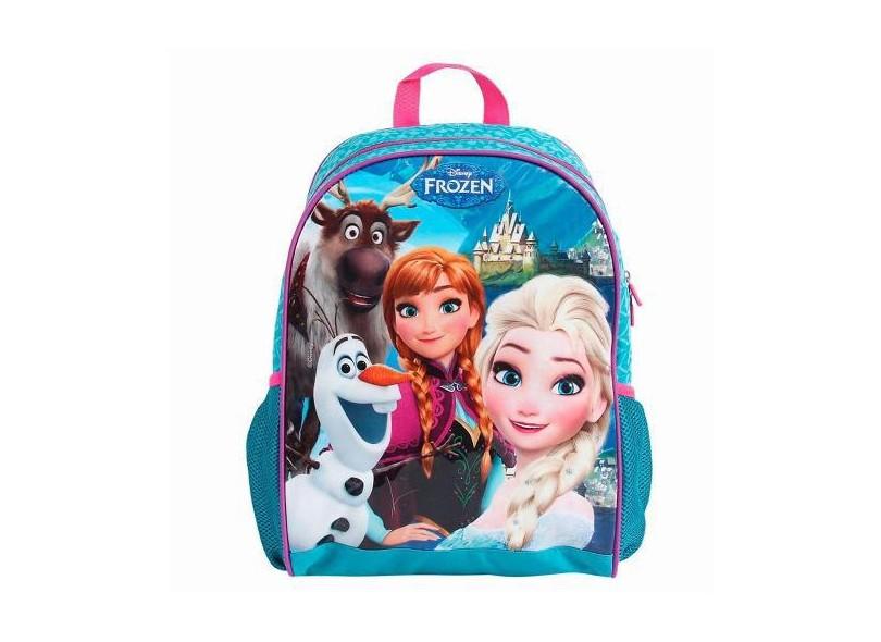 Mochila Escolar Dermiwil Disney Frozen G 37122