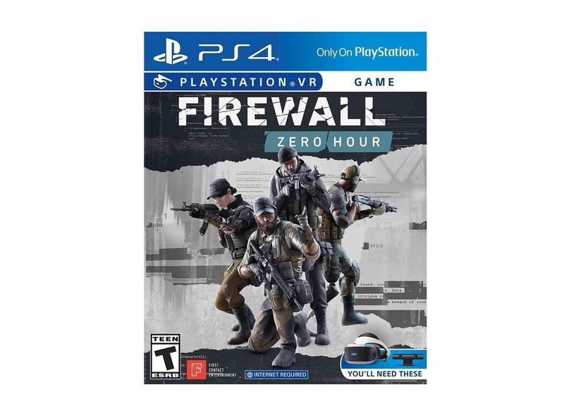 Jogo Firewall Zero Hour PS4 First Contact Entertainment