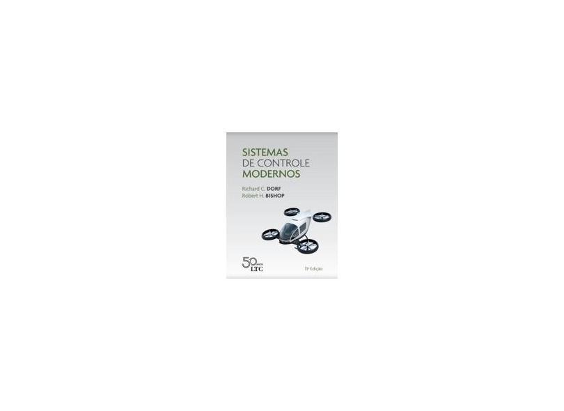 Sistemas de Controle Modernos - Richard C. Dorf - 9788521635123