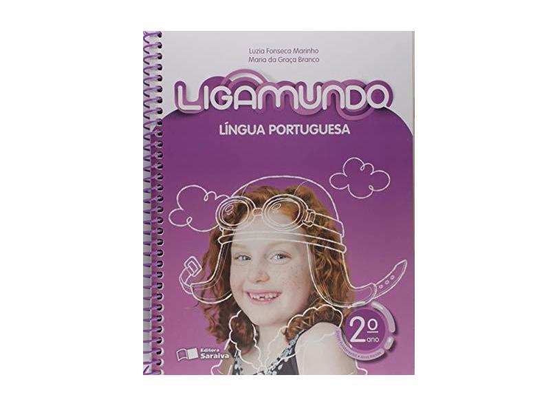 Ligamundo. Português - 2º Ano - Luzia Fonseca Marinho - 9788547234539