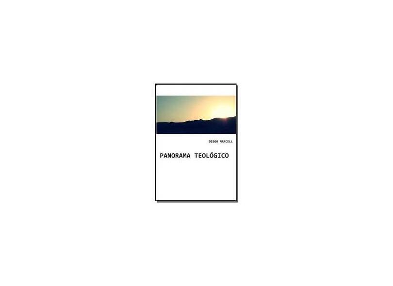 Panorama Teológico - Diego Marcell - 9781503355323