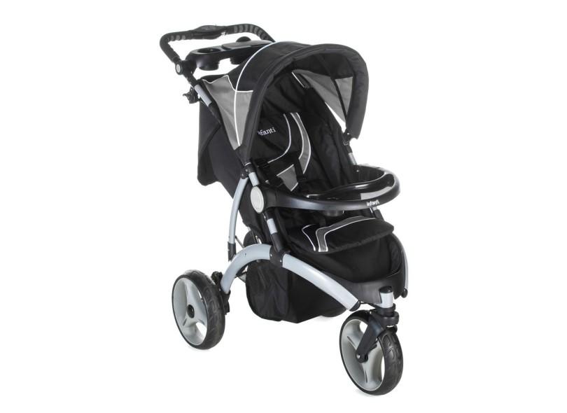 Carrinho de Bebê Travel System com Bebê Conforto Infanti Off Road