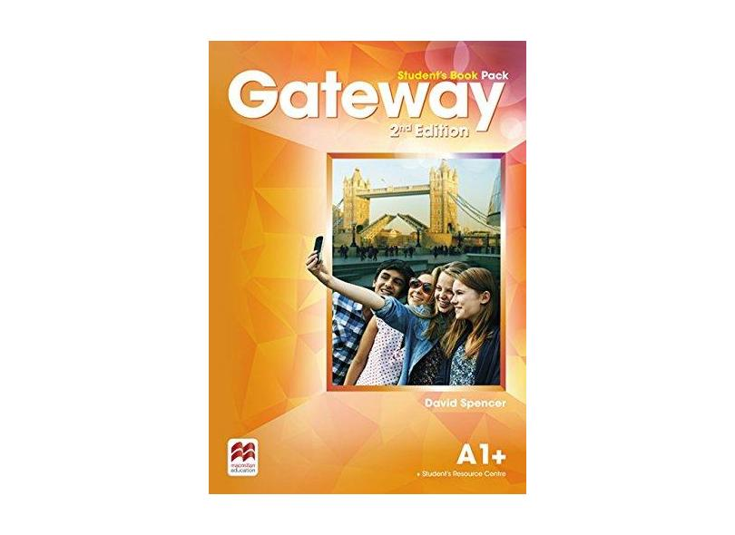 Gateway A1+ - Students Books With Workbook - Spence, Dave; - 9786685727357