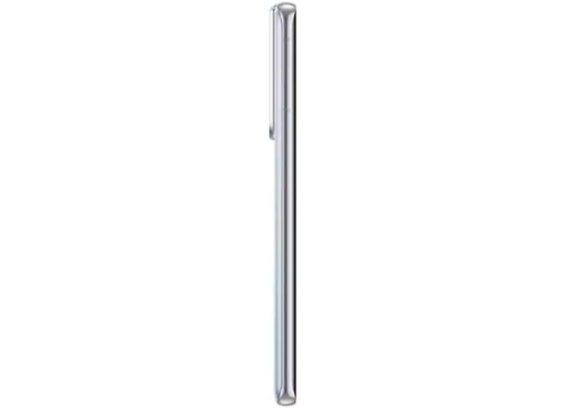 Smartphone Samsung Galaxy S21 Ultra 5G SM-G998B 12 GB 256GB Câmera Quádrupla Android 11