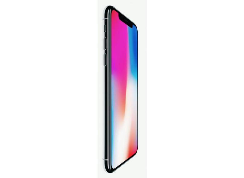 Smartphone Apple iPhone X 64GB 12,0 MP iOS 11 3G 4G Wi-Fi