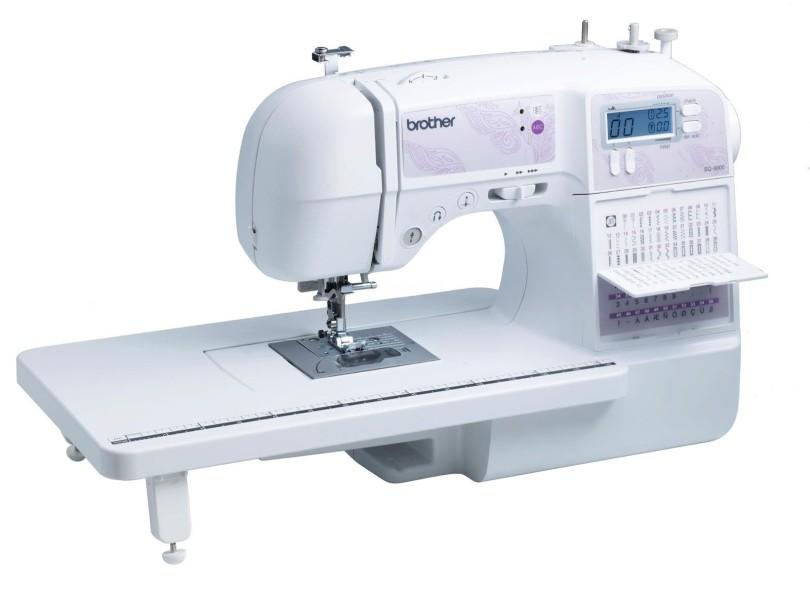 Máquina de Costura Doméstica SQ-9000 - Brother