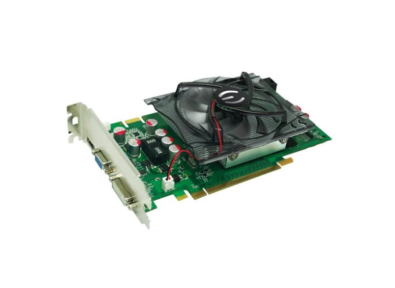 Placa de Video NVIDIA GeForce 9 Series 9800 GT 1 GB DDR3 256 Bits EVGA 01G-P3-N988-TR