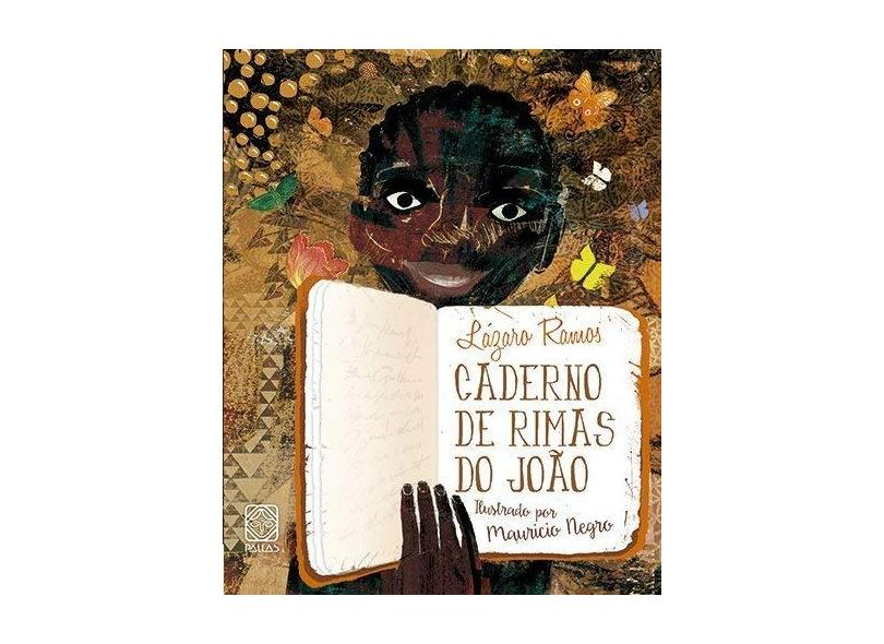 Caderno de Rimas do João - Ramos, Lázaro - 9788534705332