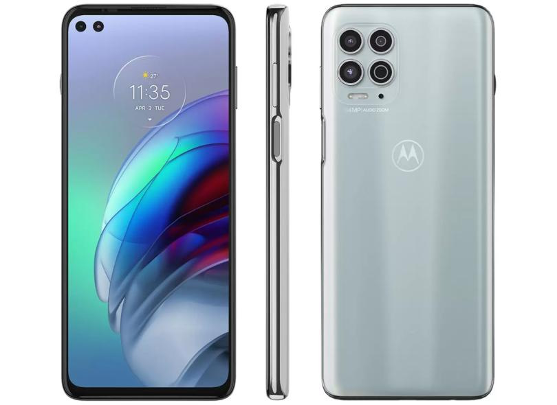 Smartphone Motorola Moto G G100 12GB RAM 256GB Câmera Quádrupla Android 11