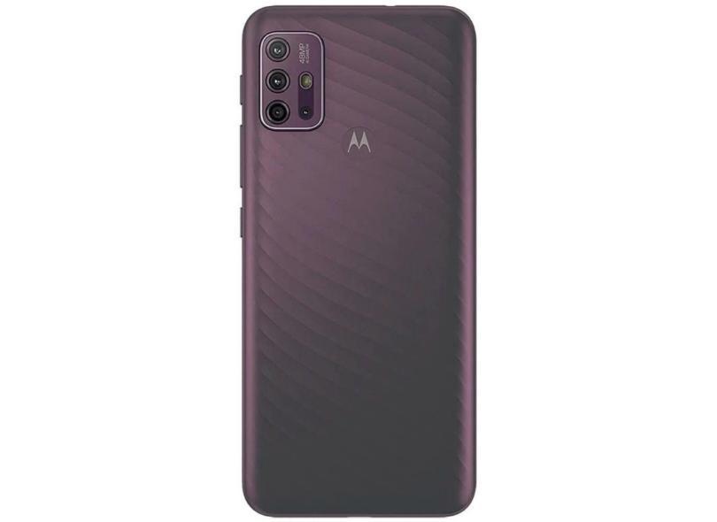 Smartphone Motorola Moto G G10 XT2127-2 4 GB RAM 128GB Câmera Quádrupla 2 Chips Android 11