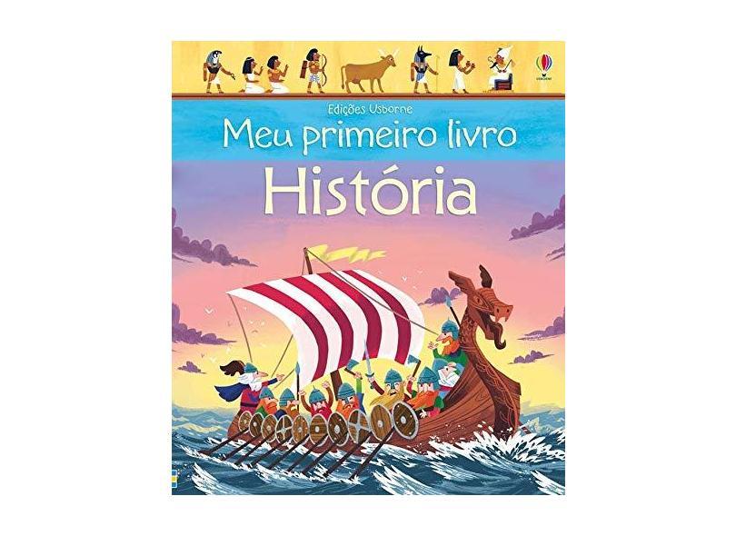"""História: Meu Primeiro Livro - """"campelo, Luciano"""" - 9781474951715"""