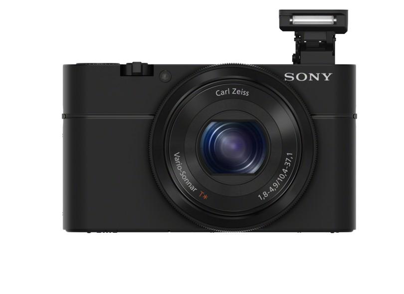 Câmera Digital Sony Cyber-Shot DSC-RX100 20.2 mpx