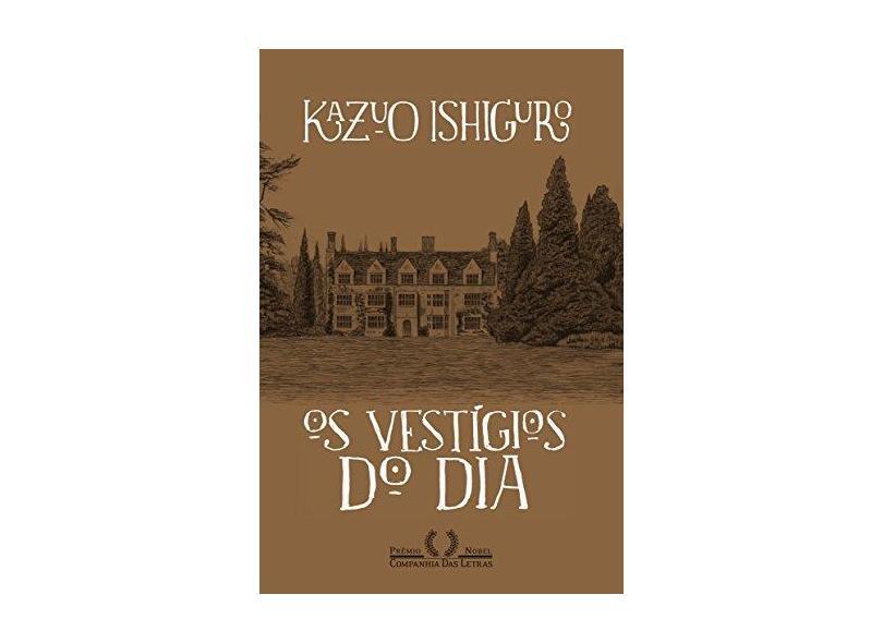 Os Vestígios do Dia - 2ª Ed. 2016 - Ishiguro, Kazuo - 9788535926415
