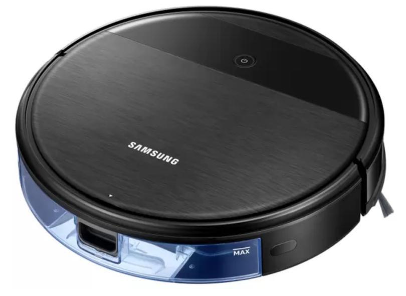 Aspirador de Pó e Água Portátil Robô Samsung Powerbot-E VR5000RM