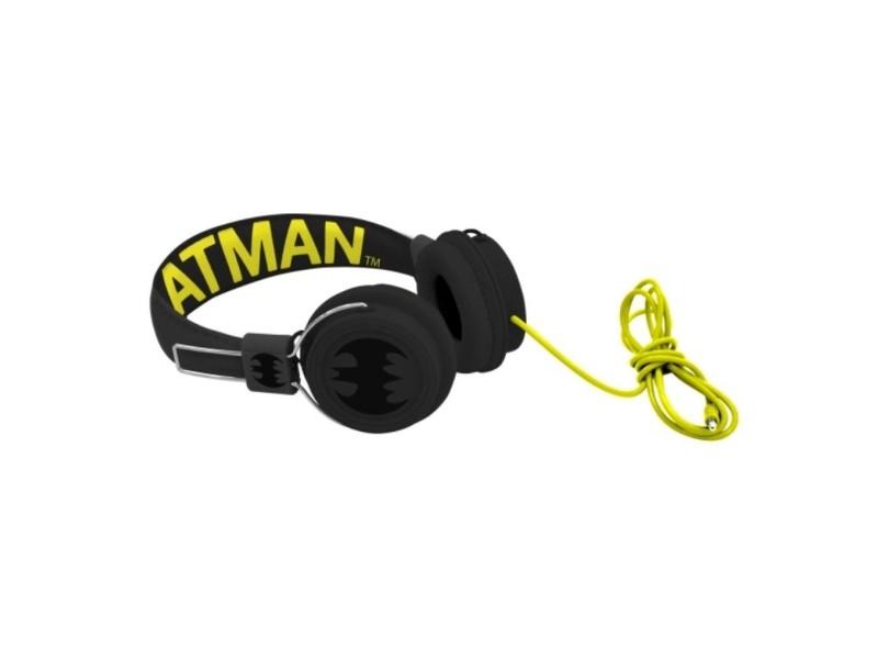 Headphone DC Batman
