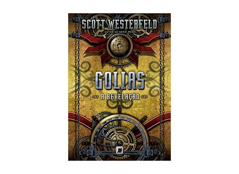 Golias - Westerfeld, Scott - 9788501097538