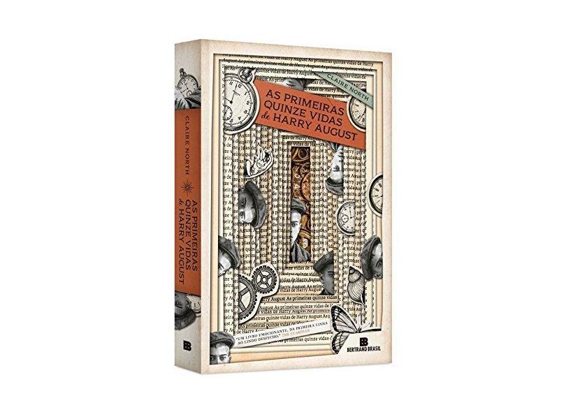 As Primeiras Quinze Vidas de Harry August - North, Claire - 9788528621426