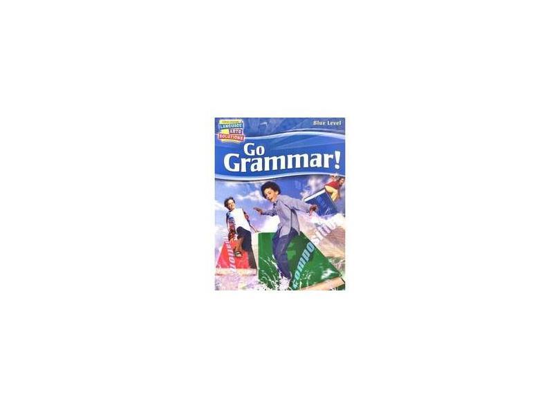 Steck-Vaughn Language Arts Solutions: Student Workbook Grade 8 Grammar - Steck-vaughn Company - 9781419012501