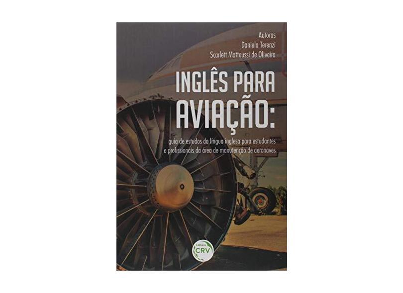 Inglês Para Aviação - Daniela Terenzi - 9788544413081