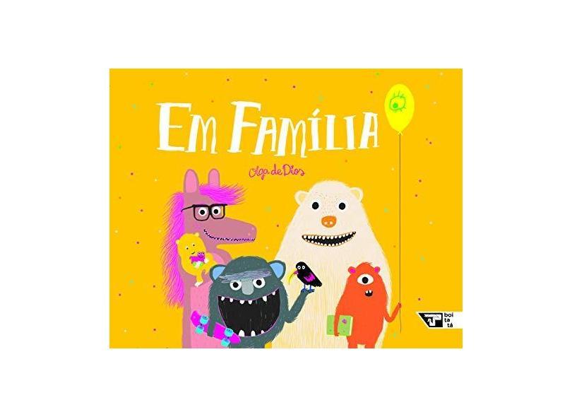 Em Família - Olga De Dios - 9788575596340