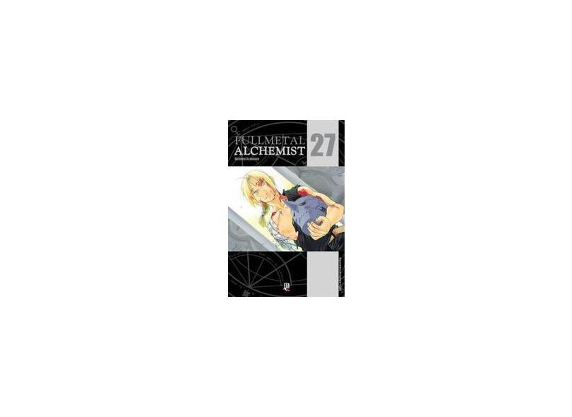 Fullmetal Alchemist 27 - Hiromu Arakawa - 9788545709756