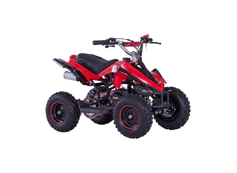 Mini Quadriciclo ATV BK-502 Mono Cilindro 2 Tempos 49CC Bull Motors