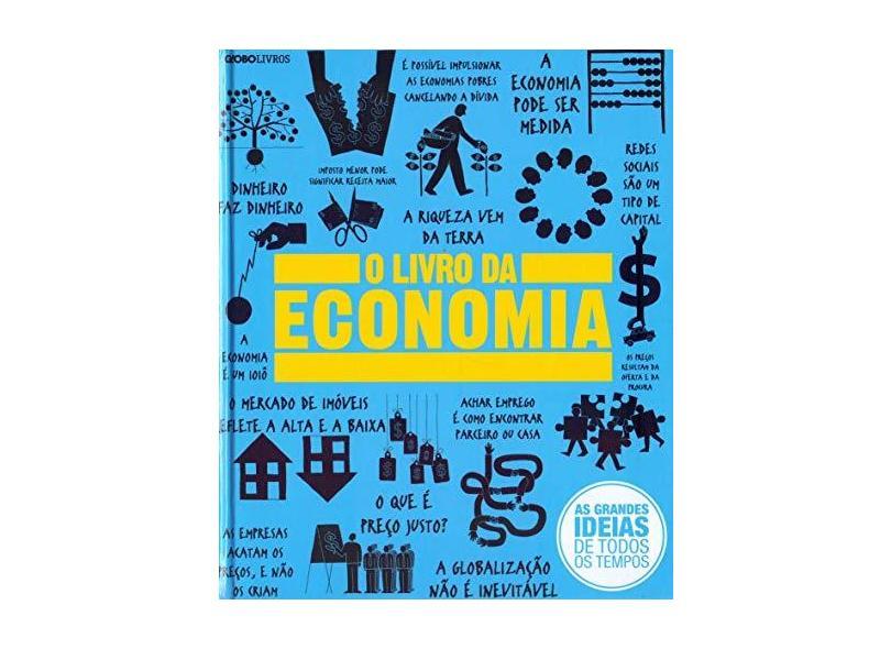 O Livro da Economia - Reduzido - Vários Autores - 9788525067210