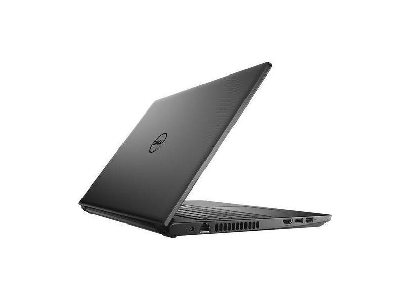 """Notebook Dell Inspiron 3000 Intel Core i3 7020U 7ª Geração 4GB de RAM HD 1 TB 15,6"""" Linux I15-3567-D15"""